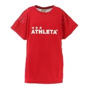 ジュニア プラクティスTシャツ 2344J RED