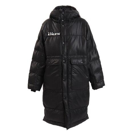 ジュニア ベンチコート 4129J BLK 【ロングコート アウター 防寒】 ブラック 黒