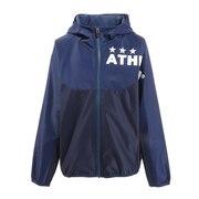 ジュニア ストレッチトレーニングジャケット 4142J NVY