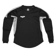 サッカー ジュニア ウェア キーパーシャツ 742D6KS2882 黒