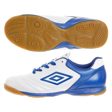 ジュニアサッカーインドアトレーニングシューズ エバーブルー2TR J WIDIN UZ4PJB02WX WIDE