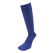 サッカー ソックス 吸汗速乾 ストッキング 750D3OK001-BLU-M 靴下