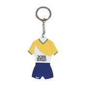 2018年 FIFA ロシアワールドカップ キーチェーン ブラジル FIFA18-203