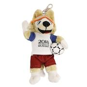 ザビワカ ぬいぐるみ キーフック18cm FIFA18-240