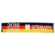 2018WC オフィシャル タオルマフラー ドイツ 81002