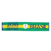 2018WC オフィシャル タオルマフラー ブラジル 81003