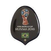 2018年 FIFA ロシアワールドカップ ピンバッチ ブラジル 83103