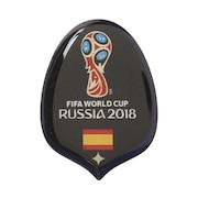 2018年 FIFA ロシアワールドカップ ピンバッチ スペイン 83104