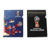 2018年 FIFA ロシアワールドカップ クリアファイルセット 83203