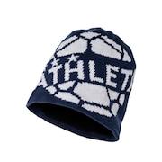 ニットキャップ 5264 NVY サッカー フットサル 防寒 ニット帽