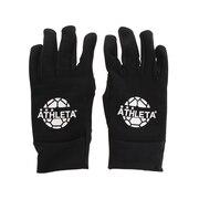 ジュニア フィールドグローブ 5262J BLK サッカー フットサル 防寒 防水 手袋