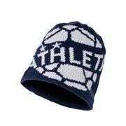 ジュニア ニットキャップ 5264J NVY サッカー フットサル 防寒 ニット帽