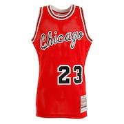 マイケル ジョーダン RED 1984-85 シカゴブルズ オーセンティックユニホーム AJY4CP18188CBUSCAR84MJO