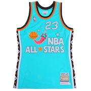 NBA ALL STARS AUTHENTIC マイケル・ジョーダン AJY4GS18066ASETEAL96MJO