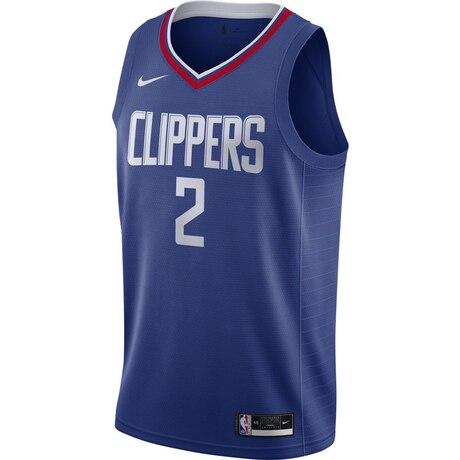 NBA LAC スウィングマン ジャージ カワイ・レナード CW3668-402