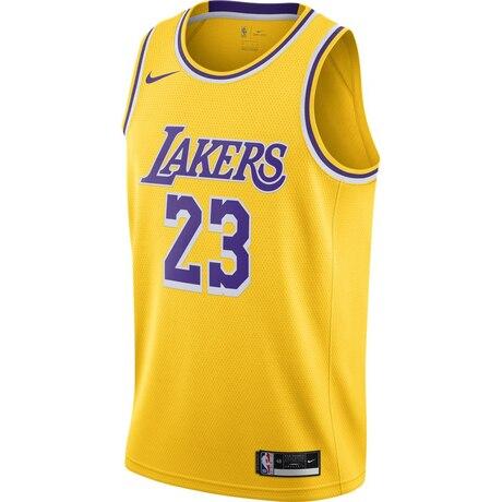 NBA LAL スウィングマン ジャージ レブロン・ジェームズ CW3669-734