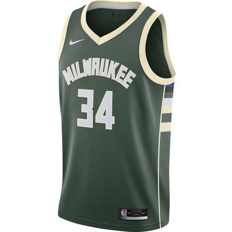 NBA MIL スウィングマン ジャージ ヤニス・アデトクンボ CW3672-329