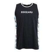 バスケットボールウェア LEOPARD タンクトップ EZTT-2101-012