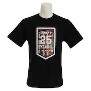 【ポイント15倍!】【多少の傷汚れありの為大奉仕】Tシャツ メンズ 半袖 25TH ANNIVERSARY 8111708