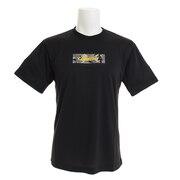 Tシャツ メンズ 半袖 BOX HOOK カモ 8F10308 【 バスケットボール ウェア 】
