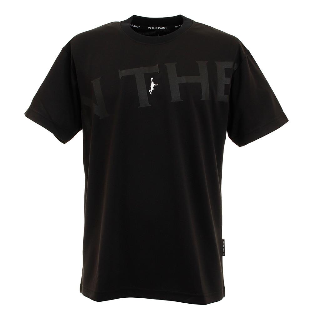 IN THE PAINT Tシャツ メンズ 半袖 ITP20305BLK L 90 バスケットボール