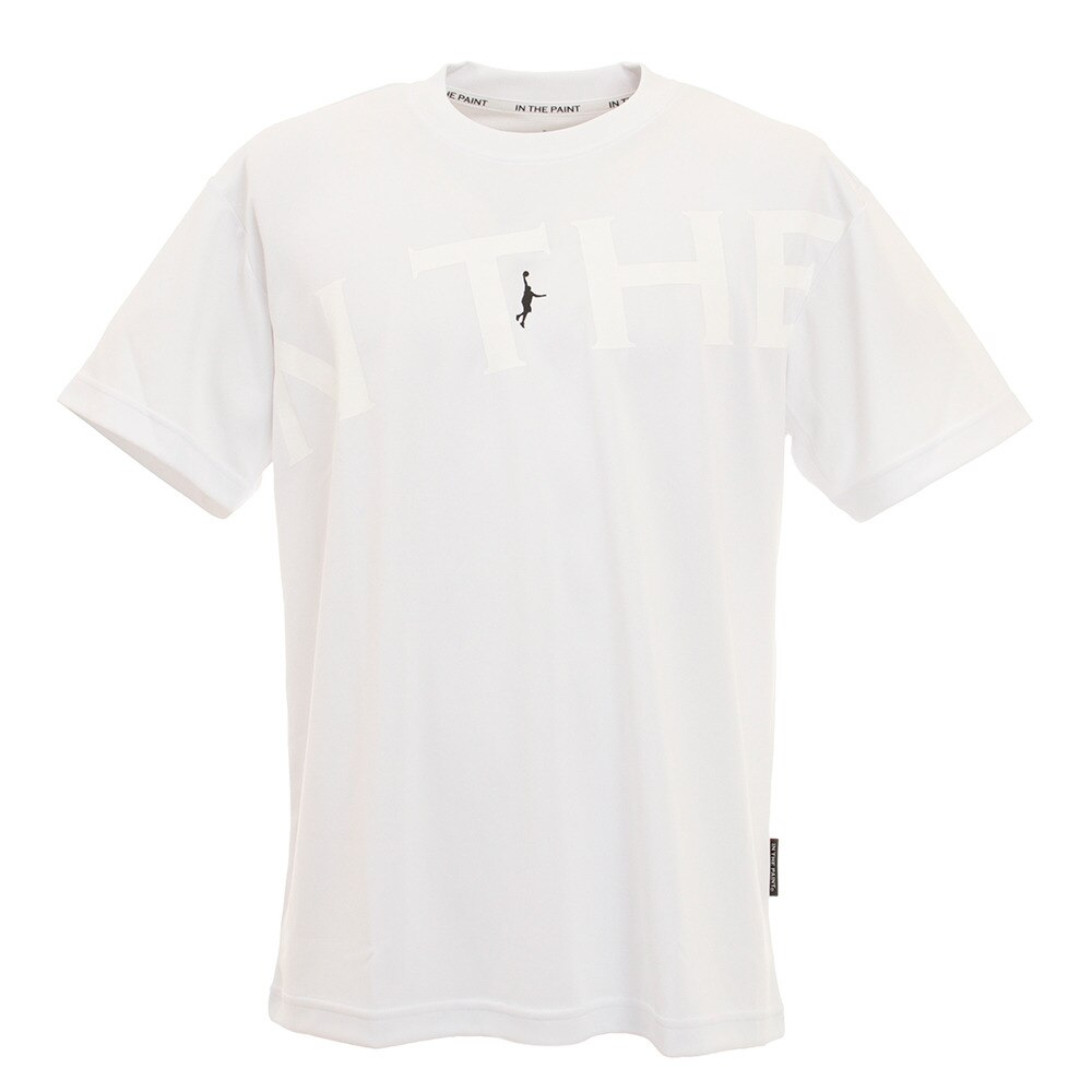 IN THE PAINT Tシャツ メンズ 半袖 ITP20305WHT 【 バスケットボール ウェア 】 S 10 バスケットボール