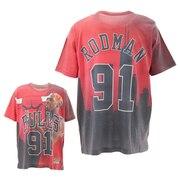 Tシャツ メンズ 半袖 デニス・ロッドマン N&N BMTRKT18007CBUREDDRD 【 バスケットボール ウェア 】