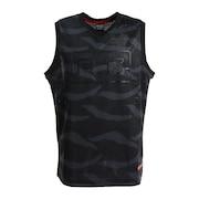 Tシャツ メンズ ノースリーブ ゲームシャツ 751R0EG8286 CAMO 【 バスケットボール ウェア 】