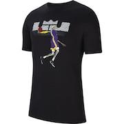 LBJ ロゴ 半袖Tシャツ CV1049-011FA20HP