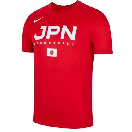 バスケットボール JPN プラクティス Tシャツ 日本代表 JAPAN CZ5313-657FA20HP