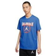 AJ23 VARSITY クルー Tシャツ 2 CV3420-403 バスケットボールウェア