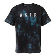 タイダイ Tシャツ 121-016005 BK
