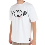 バスケットボールウェア HOOP ショートスリーブシャツ 751R1CD4521 WHT