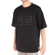 バスケットボールウェア ショートスリーブメッシュシャツ 751R1EG4516 BLK