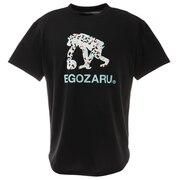 LEOPARD LOGO Tシャツ EZST-2101-012