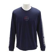 Tシャツ メンズ 長袖 LINE 8F10502