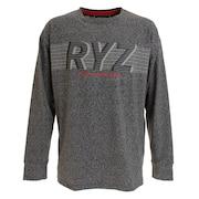 Tシャツ メンズ 長袖 RYZ MOBILITY ロングスリーブ 751R9CD6616 バスケットボール ウェア