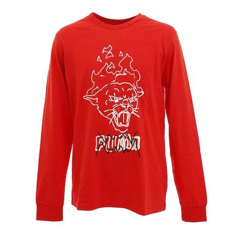 Tシャツ メンズ 長袖 フランチャイズ ストリートシャツ 53048103 【バスケットボール ウェア】