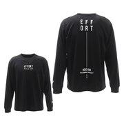 ドライプラス 長袖Tシャツ 751G0CD1629 BLK
