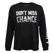 ドライプラス メッセージTシャツ 751G0CD1634 BLK