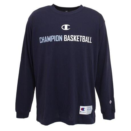 バスケットボールウェア プラクティス 長袖Tシャツ C3-UB450 370