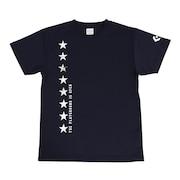Tシャツ ジュニア 半袖 プリント CBA401358-2900 【 バスケットボール ウェア 】