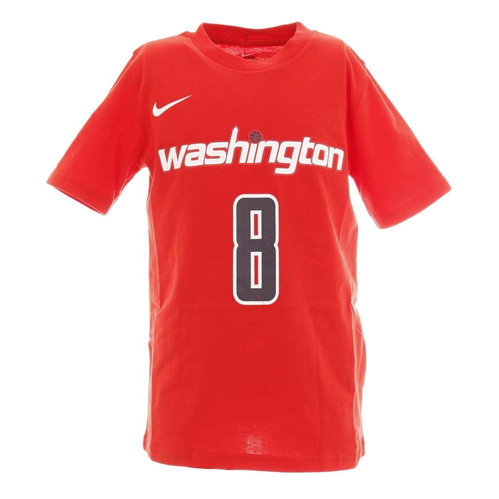 NBA ジュニア 八村塁 ワシントン・ウィザーズ アイコン ネーム&ナンバーTシャツ PZ2B7BCMW-HACHIMURA 160 70 バスケットボール