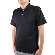 バスケ移動着ポロシャツ 751PG0ES8270 BLK