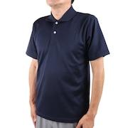 バスケ移動着ポロシャツ 751PG0ES8270 NVY