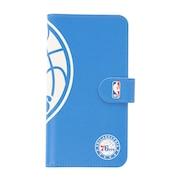 手帳型スマホケース フィラデルフィア・セブンティシクサーズ NBA33351