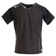 半袖ブレーカーシャツ V2ME950509 【バレーボールウェア ピステシャツ トップス】