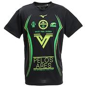 グラフィックTシャツ V2MA908409 バレーボールウェア スポーツウェア