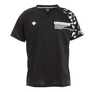半袖プラクティスシャツ DVURJA54 BKSA