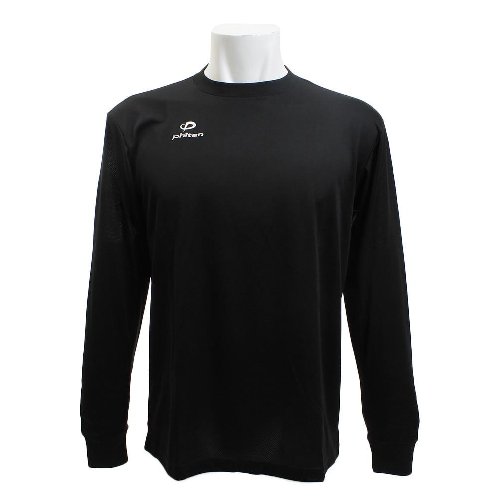 【ゼビオグループ限定】 RAKUシャツ クルーネック長袖Tシャツ